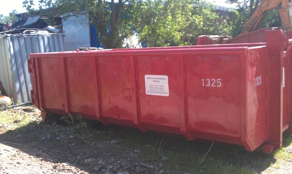 Container bestellen